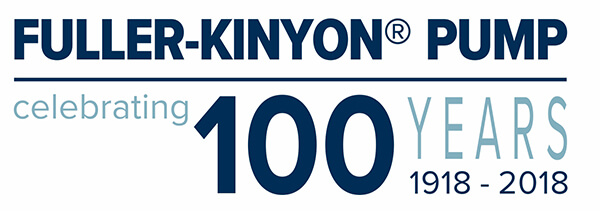 Fuller-Kinyon® Pump Celebrates 100 Years